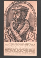 Jean Calvin / Jean Chauvin - Personnages Historiques