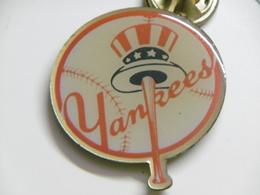 Pin's NEW YORK YANKEES Baseball USA - Baseball