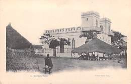 Afrique-Sénégal  DAKAR Mosquée   (animation)  (FORTIER N°4) *PRIX FIXE - Senegal