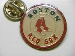 Pin's RED SOX BOSTON Baseball USA - Baseball