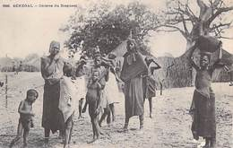 Afrique-Sénégal  Cérères Du Dieguem (animation  Djéguéme)  (FORTIER N°688) *PRIX FIXE - Senegal