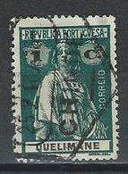 Quelimane Mi 27 Used - Quelimane