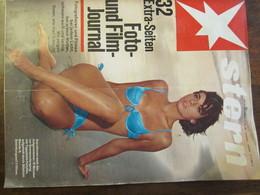 MAGAZINE STERN JUNI 1966  N 25 32 EXTRA FOTO UND FILM JOURNAL - Voyage & Divertissement