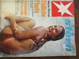 MAGAZINE STERN JULI 1966  N 28 NEUER ROMAN TODLICHE FLAUTE  SUNDENBABEL FUR TOURISTEN - Voyage & Divertissement