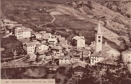VALTOURNANCHE-PAQUIER-AOSTA-CARTOLINA VERA FOTOGRAFIA-NON VIAGGIATA ANNO 1906-1915 - Aosta