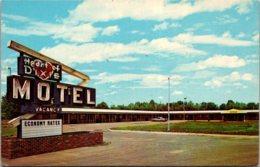 Alabama Montgomery Heart Of Dixie Motel Pike Road - Montgomery