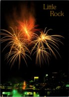 Arkansas Little Rock Memorial Day Riverfest Fireworks - Little Rock