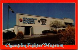 Arizona Mesa Champlin Fighter Museum - Mesa