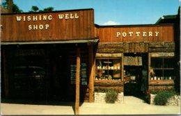 Arizona Scottsdale Wishing Well Gift Shop 1959 - Scottsdale