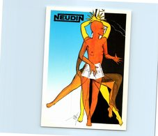 Nus - Femme - Etienne Quentin Illustrateur - Neudin - Bourse Collection (plis Coin Droit) - Dibujos
