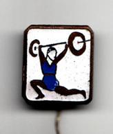 WEIGHTLIFTING ENAMEL - Weightlifting