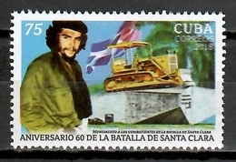 Cuba 2018 / Che Guevara Santa Clara Battle MNH Batalla De Santa Clara / Cu11814  C3 - Celebridades