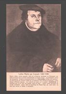 Luther Martin Par Cranach - Personnages Historiques