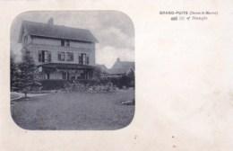 77 - Seine Et Marne - GRANDPUITS  ( Grand Puits )- BAILLY - CARROIS  - Villa - Sonstige Gemeinden