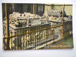 """CPA """"Grenade - Tombes Des Rois Catholiques"""" - Granada"""