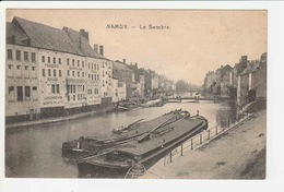 Namur - La Sambre - Namur
