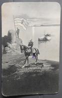 Balkan War 1912, Serbian Propaganda, Serbian Sea, Durres, Albania - Patriotiques