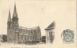 DUNKERQUE - L'Eglise De La Basse Ville - Dunkerque