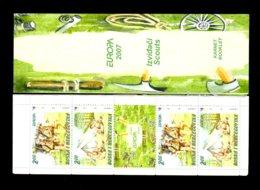 EUROPA 2007 - BOSNIE-HERZEGOVINE - CARNET Yvert C550 - NEUF** MNH - Europa, Le Scoutisme - 2007