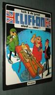 CLIFTON 5 : Atout ... Coeur ! //Turk & De Groot - Réédition Lombard 1982 - Très Bon état - Clifton