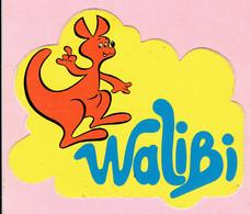 Sticker - WALIBI - Autocollants