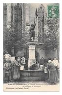 (23517-88) Maxey Domrémy - Fontaine Jeanne D'Arc - Autres Communes