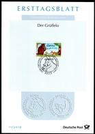 BRD - 2019 ETB 11/2019 - Mi 3450 - 70C       Der Grüffelo - [7] Repubblica Federale