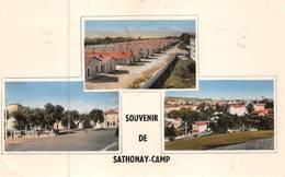 Sathonay Canton Rillieux Souvenir - France