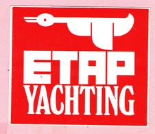 Sticker - ETAP - YACHTING - Autocollants