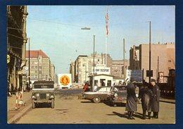 Berlin. Secteur Américain. Friedrichstrasse. Checkpoint Charlie. - Germania