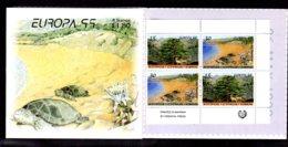 EUROPA 1999 - CHYPRE - CARNET Yvert C934 - NEUF** MNH - Europa, Réserves Naturelles - Europa-CEPT