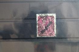 Deutsches Reich Dienstmarke 75Y Gestempelt Geprüft Oechsner BPP #SN125 - Dienstpost