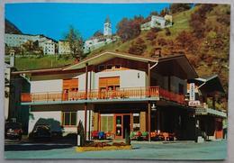 OSPITALE DI CADORE (Belluno) - BAR SPORT - Bar Tabacchi Caffè Bristot -  Nv V2 - Belluno