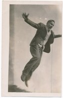 Young Man Jumping, ± 1940 - Anonymous Persons