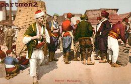 BOSNIE-HERZEGOVINE BOSNIEN SARAJEVO MARKTSZENE MARCHE MARKET TÜRK TURQUIE TURKEY Bosnia And Herzegovina Photochrome 1900 - Bosnia And Herzegovina