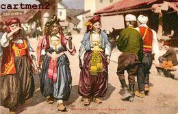 BOSNIE-HERZEGOVINE BOSNIEN SARAJEVO COSTUME ETHNIC TÜRK TURQUIE TURKEY Bosnia And Herzegovina - Bosnia And Herzegovina