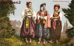 BOSNIE-HERZEGOVINE BOSNIEN SARAJEVO COSTUME ETHNIC TÜRK TURQUIE TURKEY TURKISH BOSNISCHE Bosnia And Herzegovina - Bosnia And Herzegovina