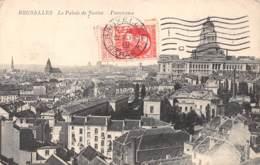 BRUXELLES - Le Palais De Justice - Panorama - Panoramische Zichten, Meerdere Zichten