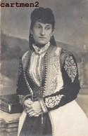 CARTE PHOTO : ALBANIE ALBANIA ALBANESEN ALBANESI COSTUME ETHNIC ALBANESE WOMAN GIRL COSTUMI - Albanie