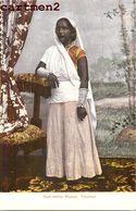 INDE INDIA EAST INDIAN WOMAN TRINIDAD ETHNIC ETHNOLOGIE COSTUME ANTILLES THE BONANZA SMITH PORT OF SPAIN - Trinidad