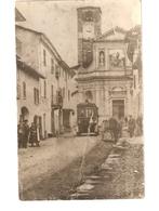 CT--02814-- PEVERAGNO(CUNEO)PARROCCHIA S.GIOVANNI-TRAMWAY N.6 EPOCA PRIMI 900 - Italia