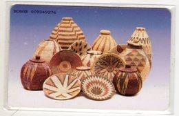 BOTSWANA REF MV CARDS BOT-19 P25 Baskets - Botswana