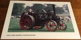 Maclaren General Purpose Engine - Postcards