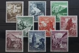 Deutsches Reich 675-683 ** Postfrisch #SE469 - Deutschland