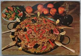 PAELLA VALENCIANA - Valencia -  Vg - Ricette Di Cucina