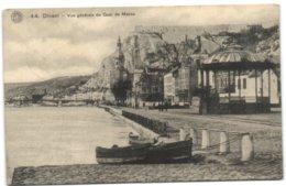 Dinant - Vue Générale Du Quai De Meuse (N° 44 G. Hermans - Anvers) - Dinant