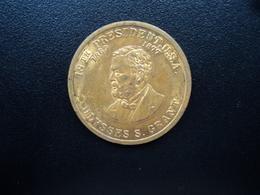 ULYSSES S. GRANT 18TH PRESIDENT U.S.A. 1869 - 1877 * - USA