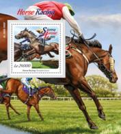 Sierra Leone 2015  Horse Racing - Sierra Leone (1961-...)