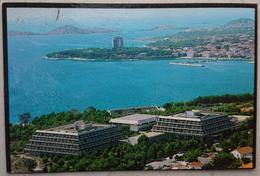 VODICE Yugoslavia (Croatia) - Air View -   Vg 1990 - Jugoslavia