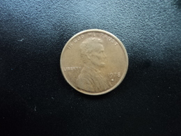 UNITED STATES OF AMERICA : 1 CENT  1978 D   KM 201    EF - Federal Issues